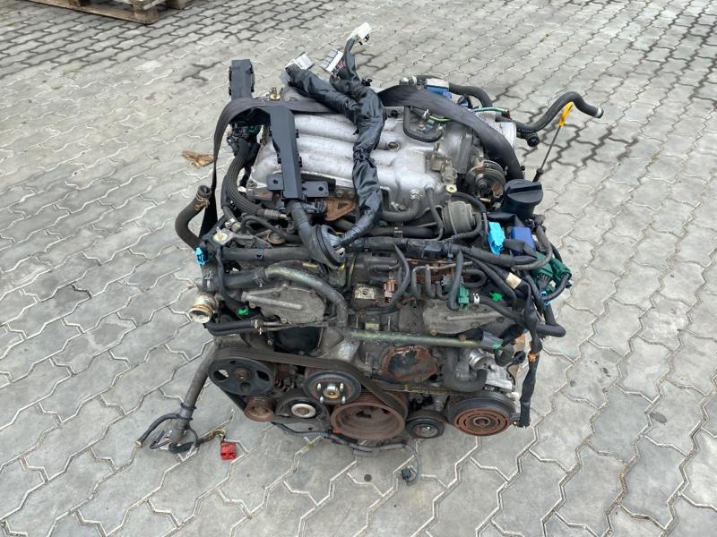 Двигатель Infiniti Qx4 JR50 VQ35DE 1998 (б/у)