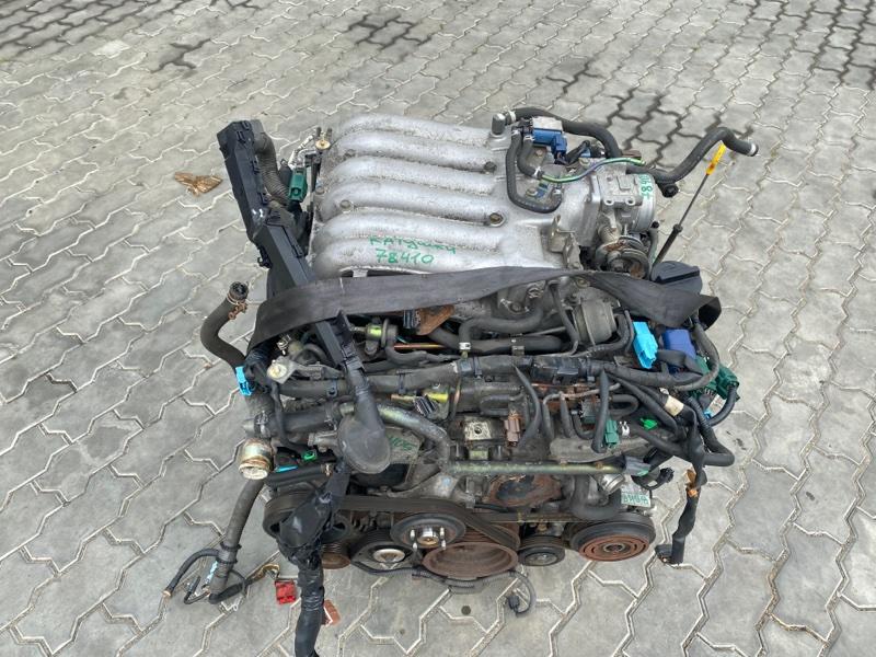 Форсунки топливные Infiniti Qx4 JR50 VQ35DE 1998 (б/у)