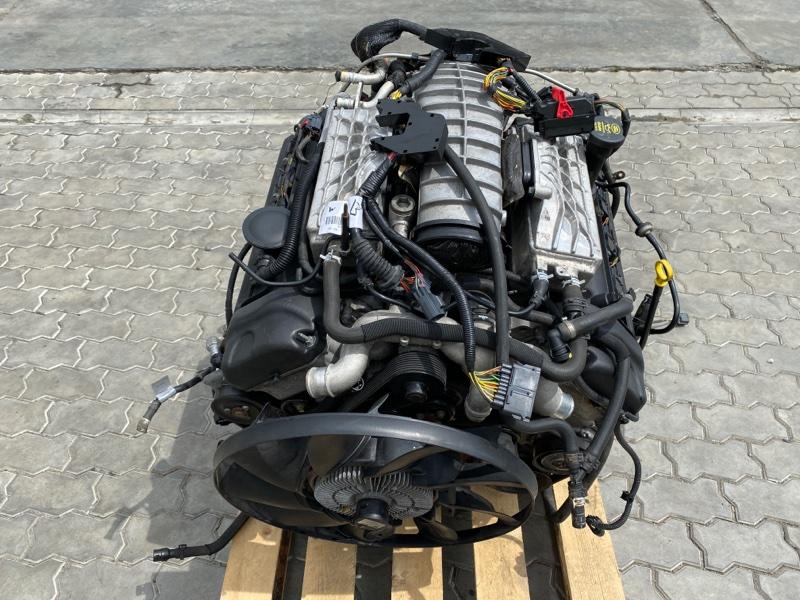 Двигатель Land Rover Range Rover Sport L320 428PS 2005 (б/у)