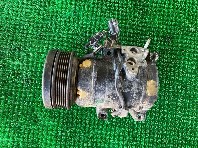 Компрессор кондиционера Toyota Tundra UCK40 2UZFE 1998 (б/у)