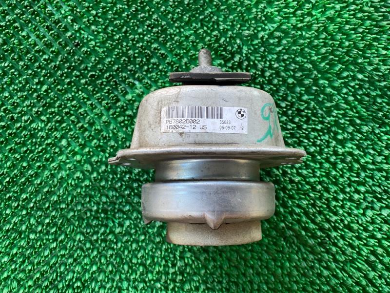 Подушка двигателя Bmw X5 E70 N52B30 2006 (б/у)