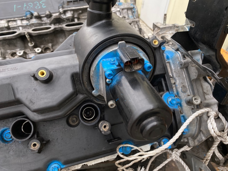 Серводвигатель грм Infiniti Qx56 Z62 VK56VD 2011 (б/у)