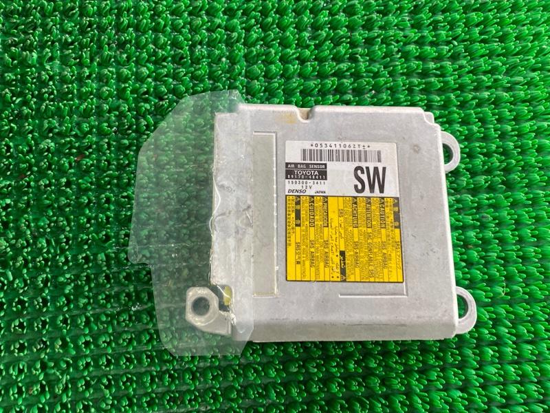 Блок airbag Lexus Rx450H GYL15 2GRFXE 2009 (б/у)