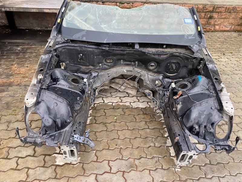 Лонжерон Lexus Gs GRS196 1URFE 2007 передний правый (б/у)