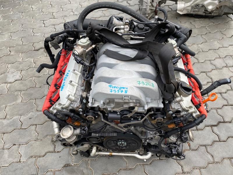 Насос топливный Audi Q7 4LB BAR 2006 правый (б/у)