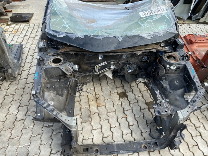 Лонжерон Lexus Rx350 GGL15 2GRFE 2009 правый (б/у)