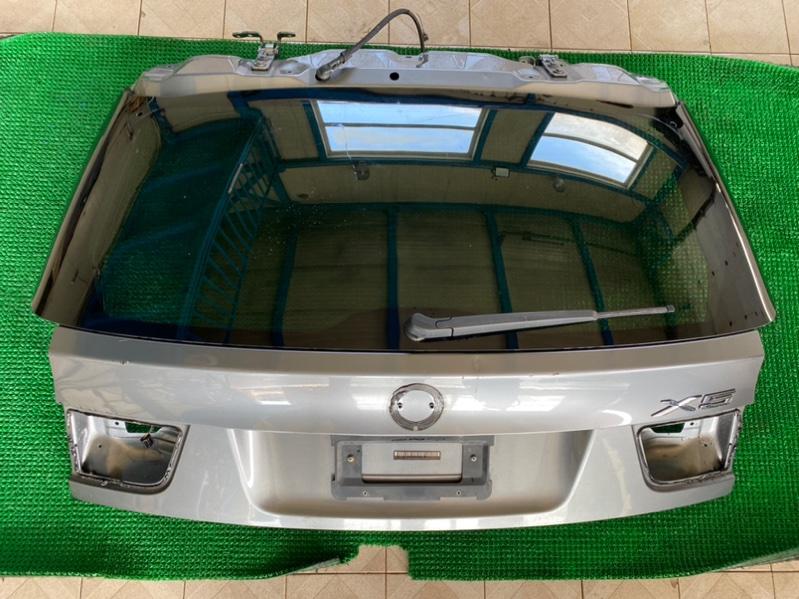 Петли двери багажника Bmw X5 E70 N52B30 2006 (б/у)