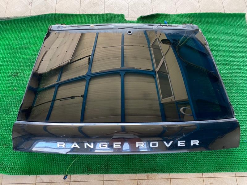 Дверь багажника Land Rover Range Rover L322 M62B44 2002 (б/у)