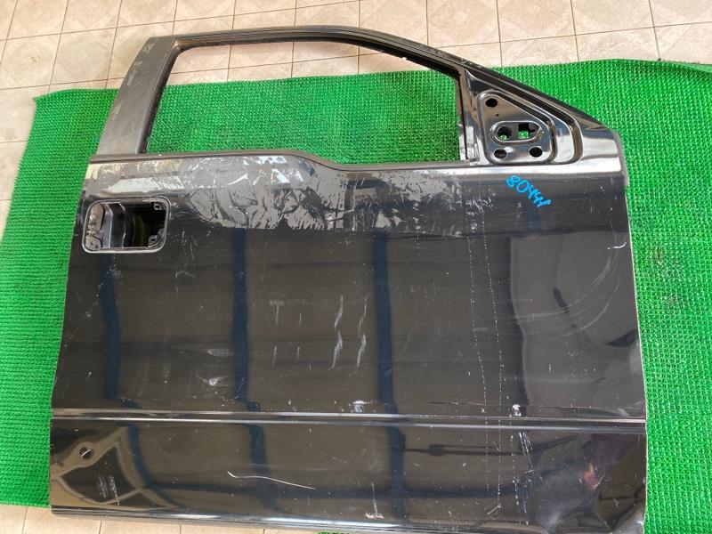 Молдинг стекла двери Ford F-150 6.2 OHC 2010 передний правый (б/у)