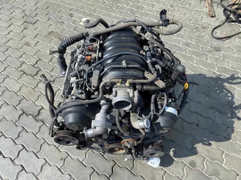 Двигатель Toyota Land Cruiser UZJ100 2UZFE 2002 (б/у)