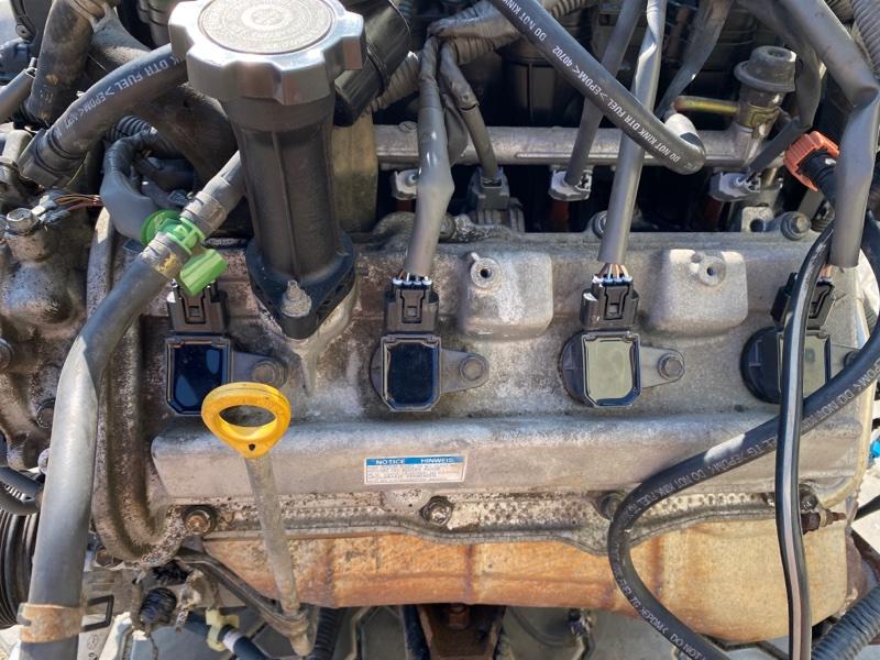 Катушка зажигания Toyota Land Cruiser UZJ100 2UZFE 2002 (б/у)