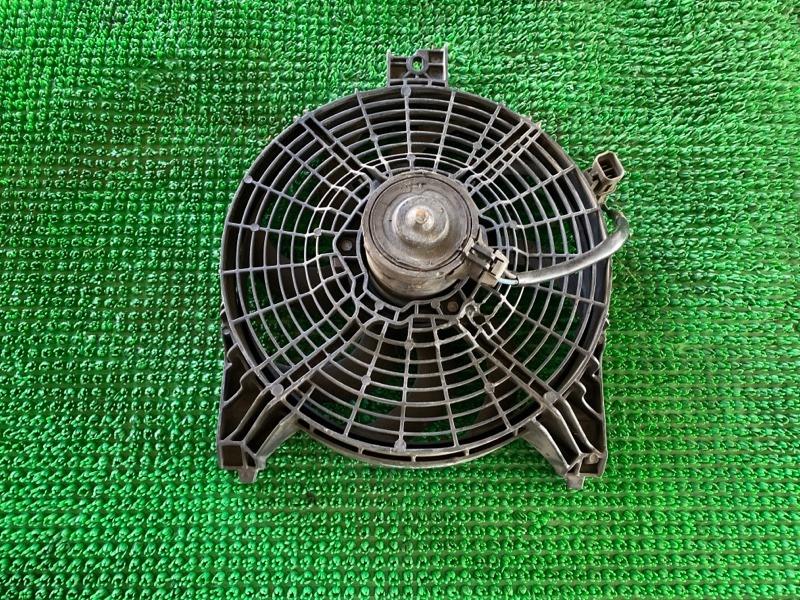 Вентилятор радиатора кондиционера Infiniti Qx56 JA60 VK56DE 2003 (б/у)