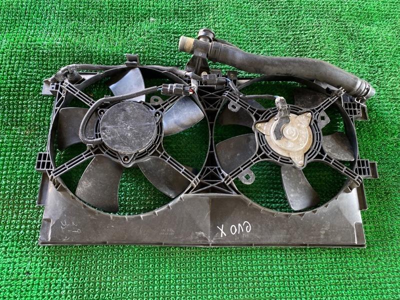 Диффузор радиатора Mitsubishi Lancer CX4A 4B11 2008 (б/у)