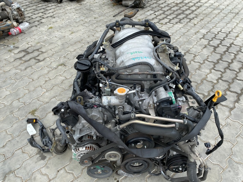 Форсунки топливные Infiniti Fx45 S50 VK45DE 2004 (б/у)
