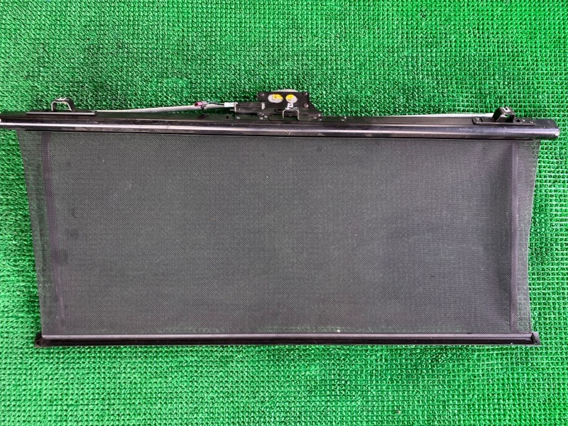 Шторка заднего стекла Bmw 7-Series F01 N52B30 2008 (б/у)