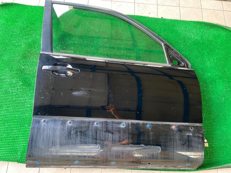 Дверь Lexus Gx470 UZJ120 2UZFE 2002 передняя правая (б/у)
