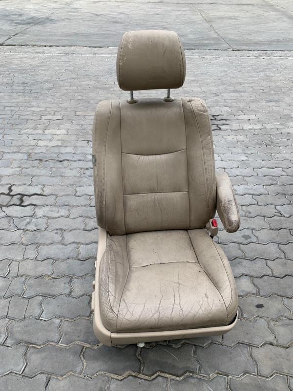 Сиденье Lexus Gx470 UZJ120 2UZFE 2002 переднее правое (б/у)