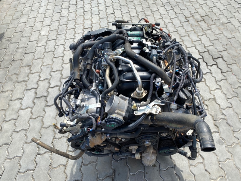 Коллектор впускной Lexus Gx460 URJ150 1URFE 2007 (б/у)
