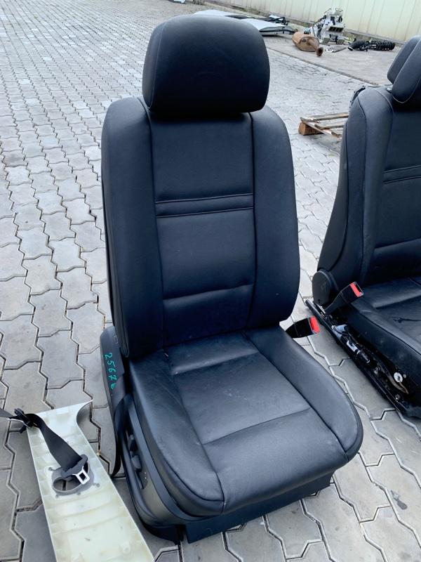 Сиденье Bmw X5 E70 N52B30 2006 переднее правое (б/у)