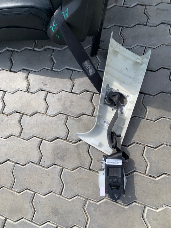 Ремень безопасности Bmw X5 E70 N52B30 2006 передний правый (б/у)
