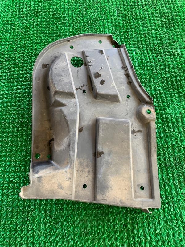 Защита Infiniti Fx35 S51 VQ35HR 2008 задняя правая (б/у)