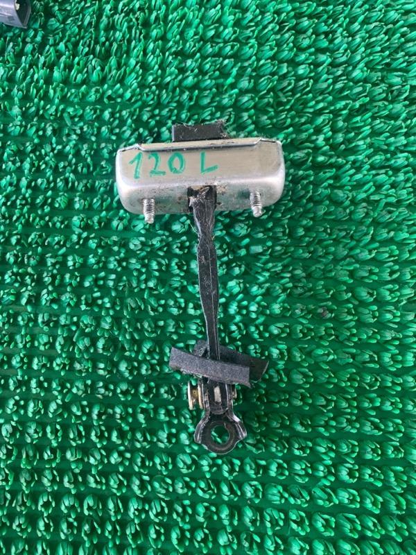 Ограничитель двери Lexus Gx470 UZJ120 2UZFE 2002 передний левый (б/у)