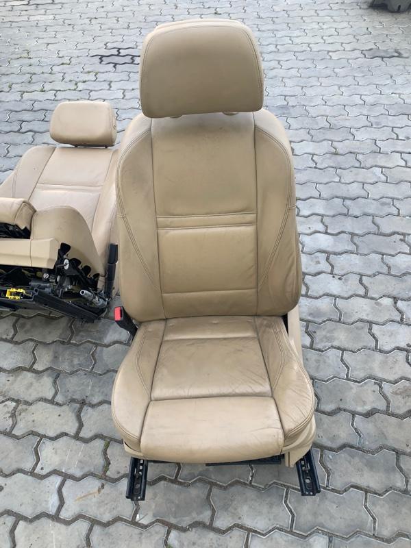Сиденье Bmw X5 E70 N52B30 2006 переднее левое (б/у)