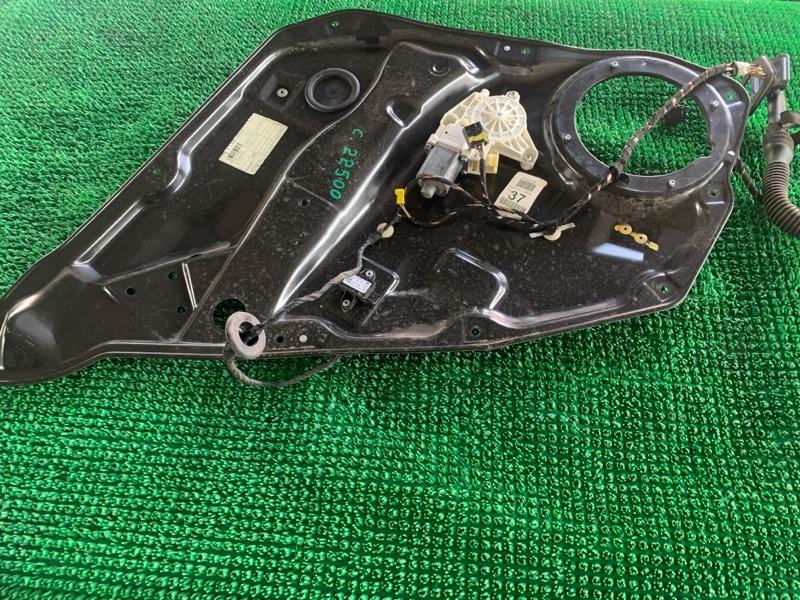 Стеклоподъемник Mercedes-Benz Gl-Class X164 M273E46 2008 задний левый (б/у)