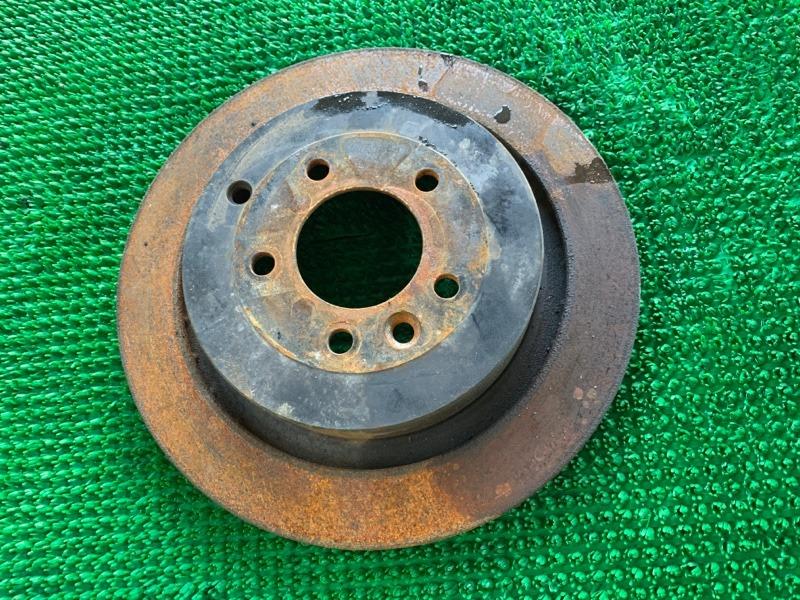 Диск тормозной Land Rover Range Rover Sport L320 448PN 2005 задний (б/у)