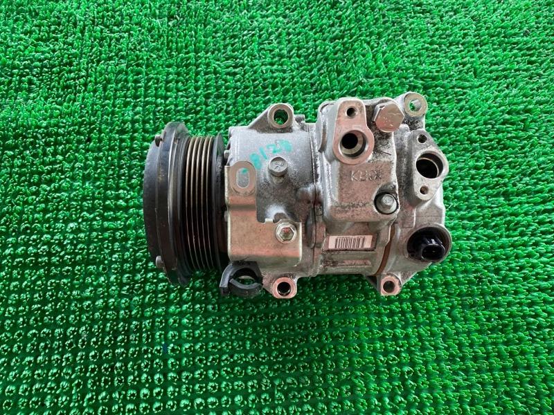 Компрессор кондиционера Lexus Rx270 AGL10 1ARFE 2008 (б/у)