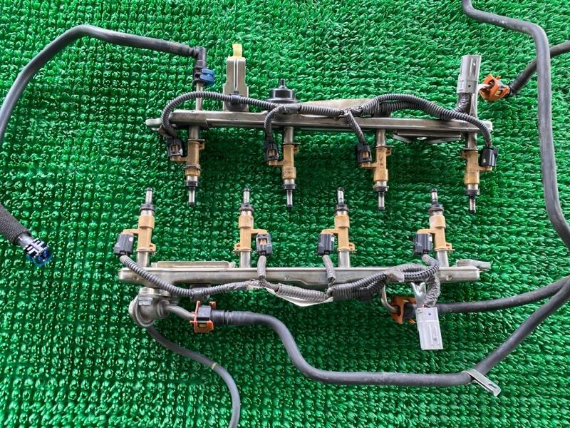 Форсунки топливные Lexus Lx570 URJ201 3URFE 2007 (б/у)