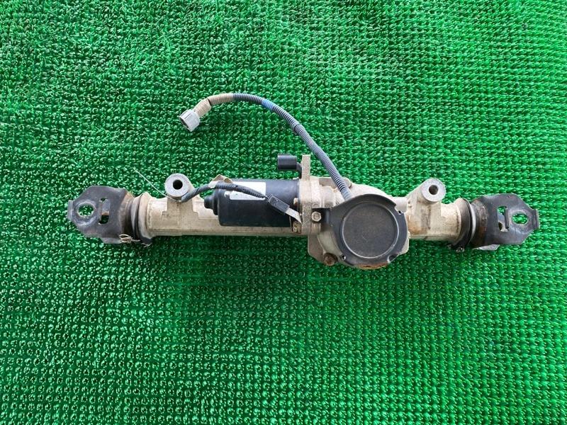 Рулевая рейка Infiniti Fx35 S51 VQ35HR 2008 задняя (б/у)