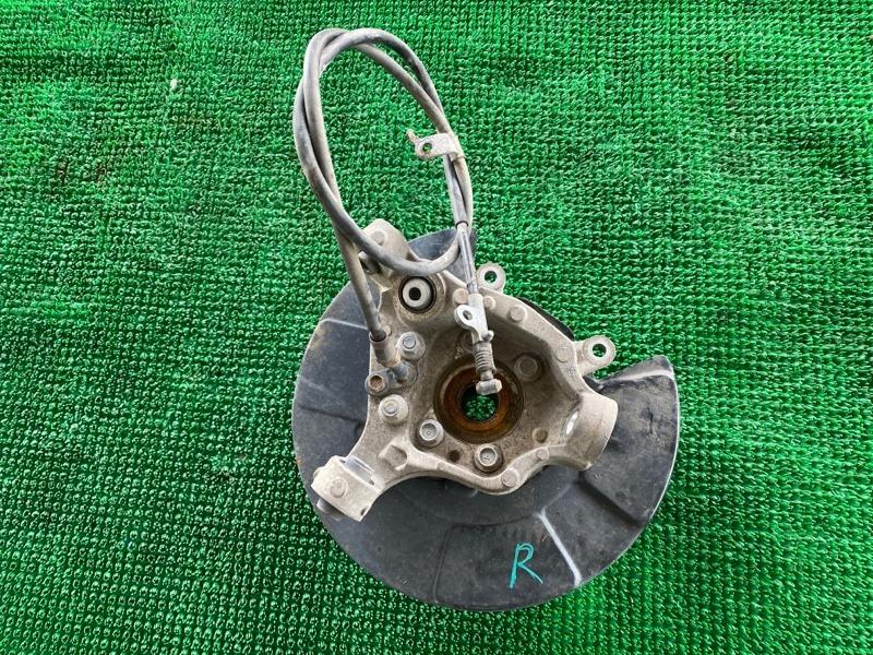 Трос ручника Infiniti Fx35 S51 VQ35HR 2008 правый (б/у)