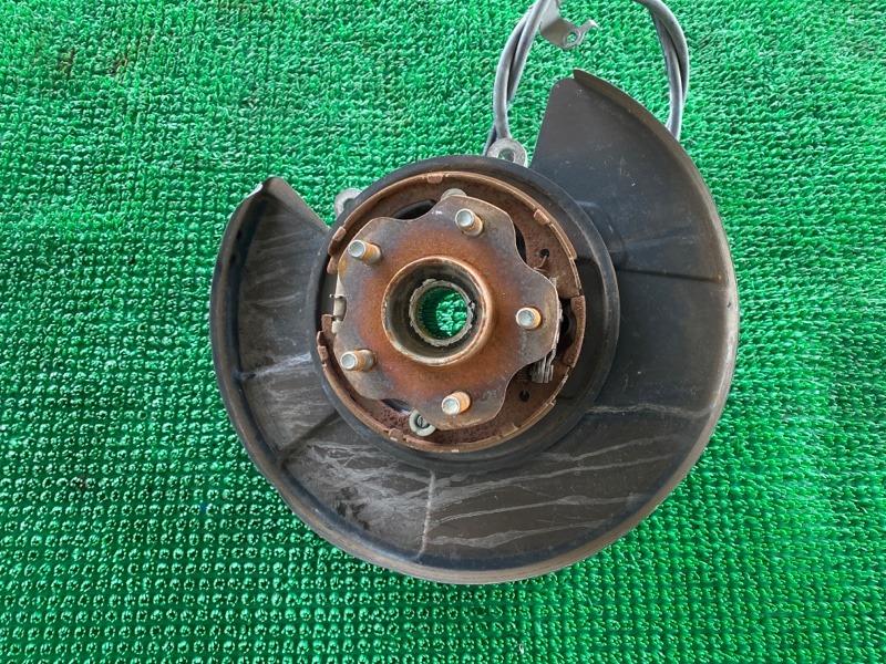 Колодки ручника Infiniti Fx35 S51 VQ35HR 2008 задние правые (б/у)