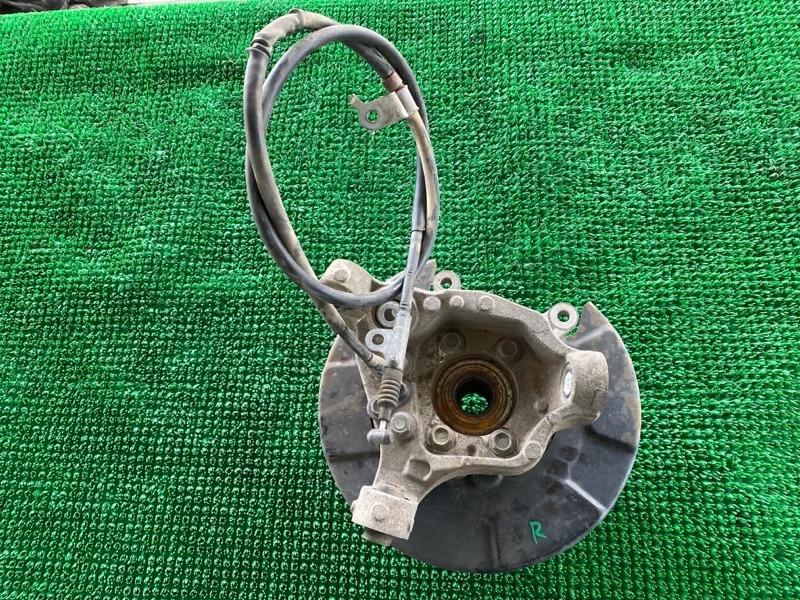 Ступица Infiniti Fx35 S51 VQ35HR 2008 задняя правая (б/у)