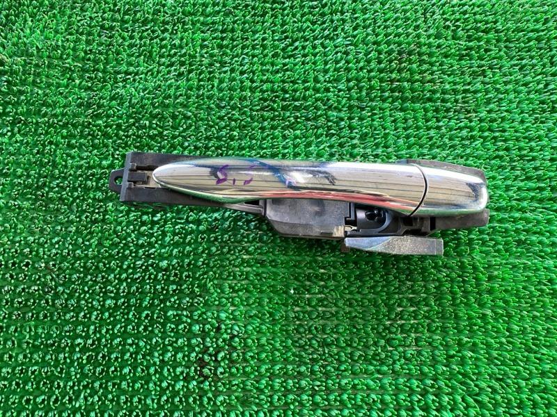Ручка двери Infiniti Fx35 S51 VQ35HR 2008 задняя правая (б/у)