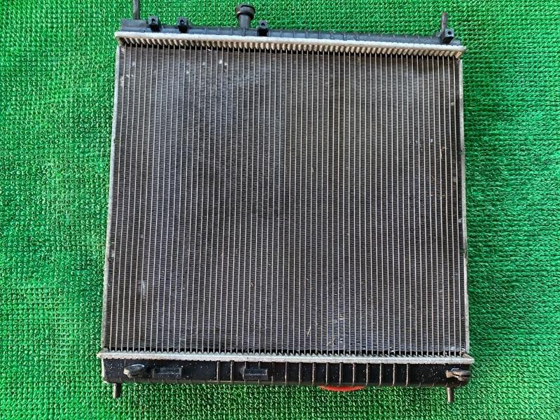 Радиатор двигателя Nissan Armada TA60 VK56DE 2003 (б/у)