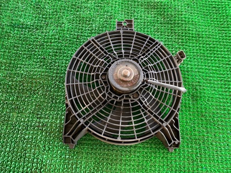 Вентилятор радиатора кондиционера Nissan Armada TA60 VK56DE 2003 (б/у)