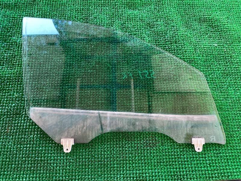 Стекло двери Infiniti Fx35 S51 VQ35HR 2008 переднее правое (б/у)
