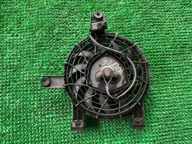 Вентилятор радиатора кондиционера Toyota Land Cruiser UZJ100 2UZFE 1998 (б/у)