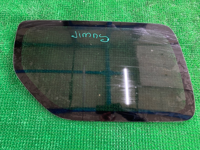 Стекло собачника Suzuki Jimny JB23W K6AT 1998 левое (б/у)