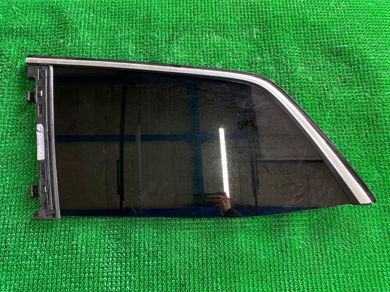 Стекло кузовное Mercedes-Benz Gl-Class X166 M157DE55LA 2013 заднее левое (б/у)