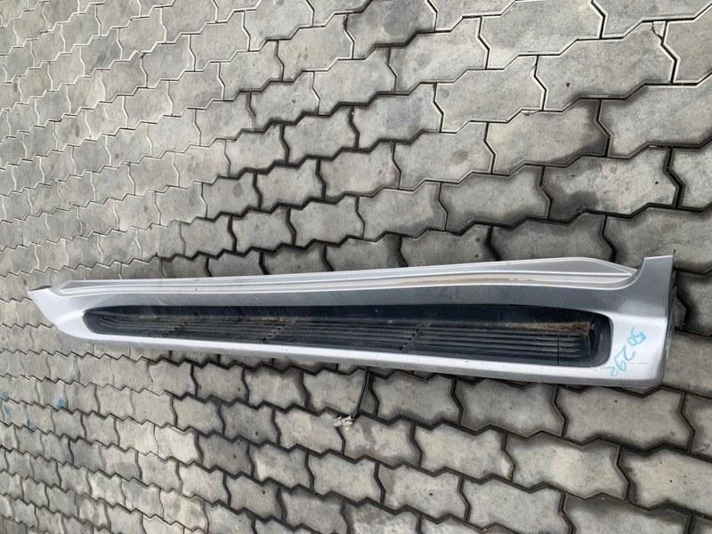Накладка подножки Lexus Lx570 URJ201 3URFE 2009 (б/у)