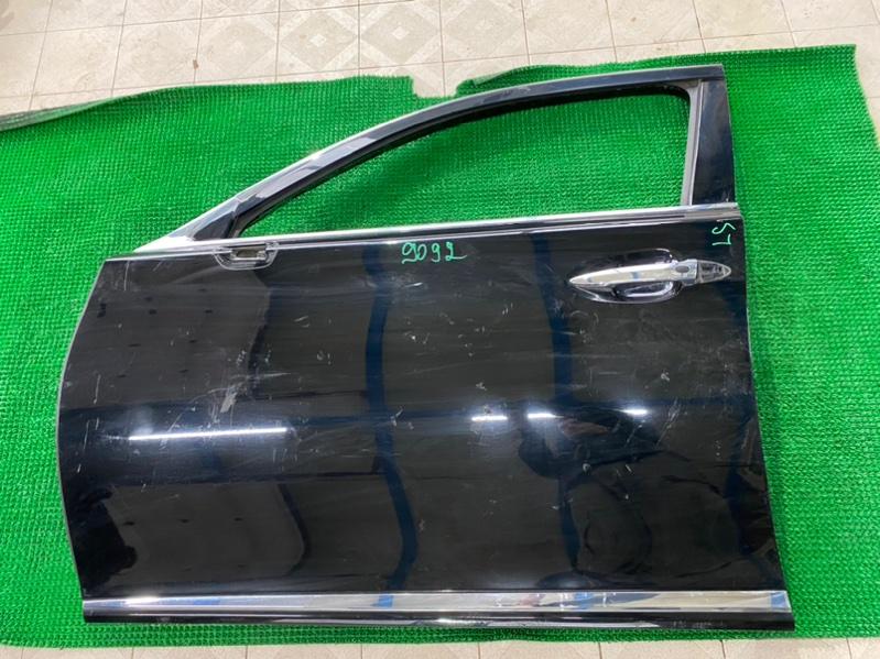 Ограничитель двери Lexus Ls460 USF40 1URFSE 2006 передний левый (б/у)