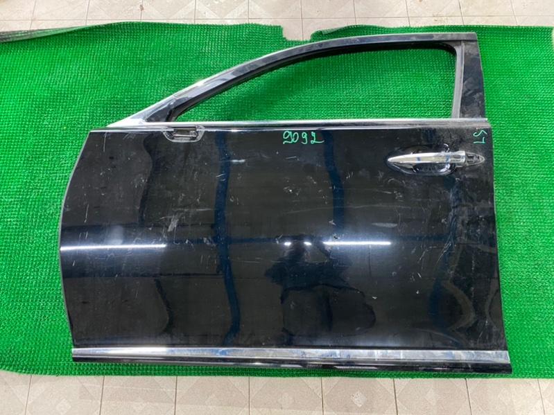 Ветровик Lexus Ls460 USF40 1URFSE 2006 передний левый (б/у)