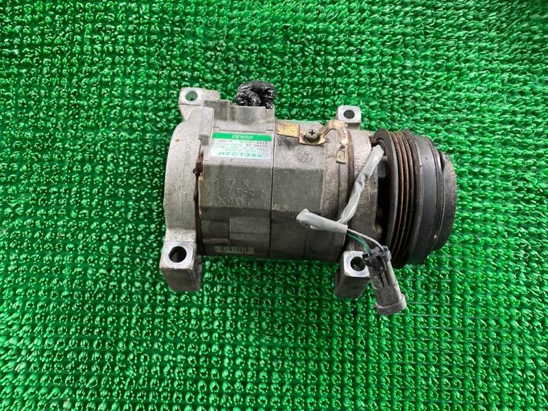 Компрессор кондиционера Hummer H2 LQ4 2005 (б/у)