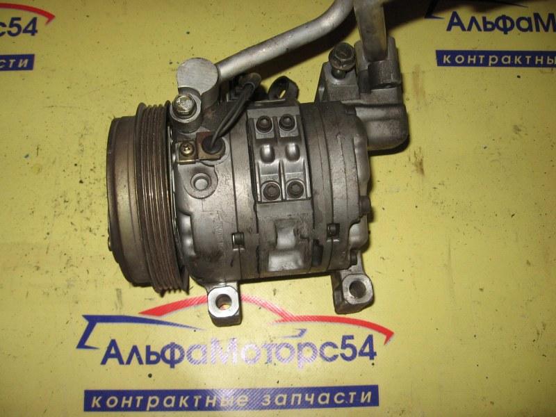 Компрессор кондиционера Subaru Forester SF5 EJ20J