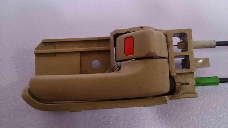 Ручка двери внутренняя Toyota Corolla Fielder NZE120 передняя правая