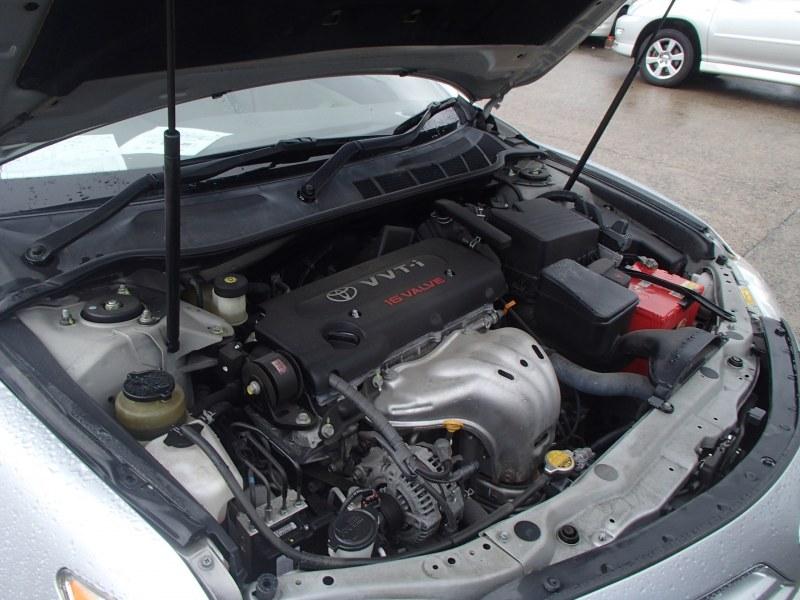 Жабо Toyota Camry ACV40 2AZ-FE