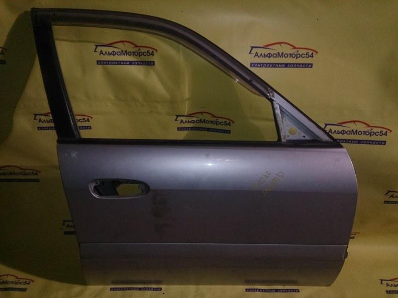 Дверь Mazda Capella GWEW 2001 передняя правая